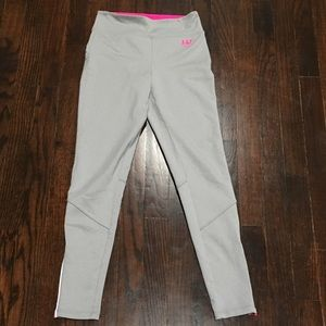 Abercrombie & Fitch Jogger Leggings Zip Ankle XS